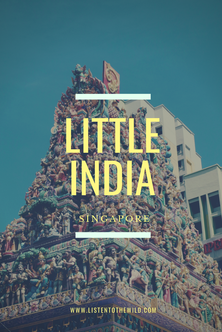 Check out this guide to exploring Singapore's Little India district.