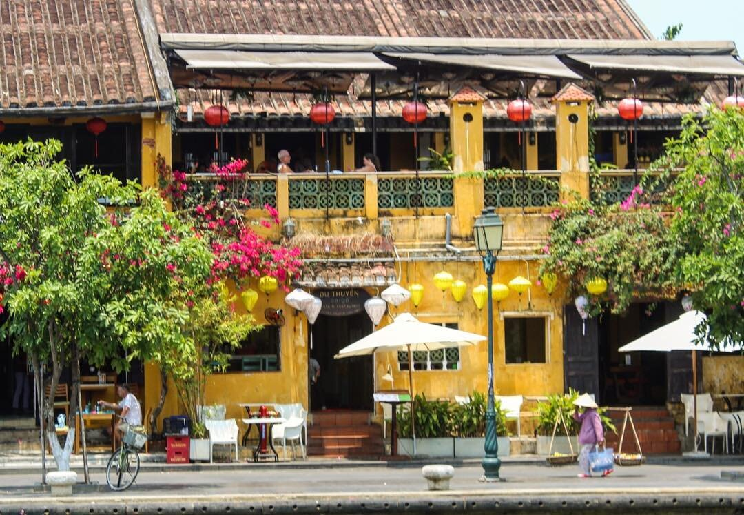 Travel blog guide to travelling in Hoi An, Vietnam