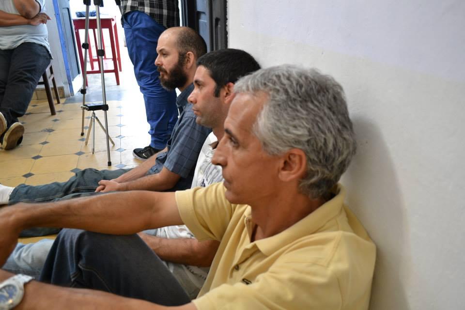 Primavera Libertaria, June 2015. Taller Alfredo López. Galería Cristo Salvador