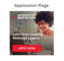 Save 500$ when you join Integrative Nutrition