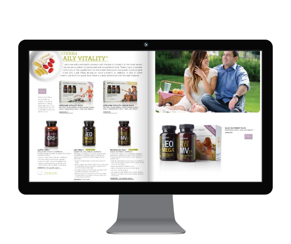 Enjoy the Product Catalogue