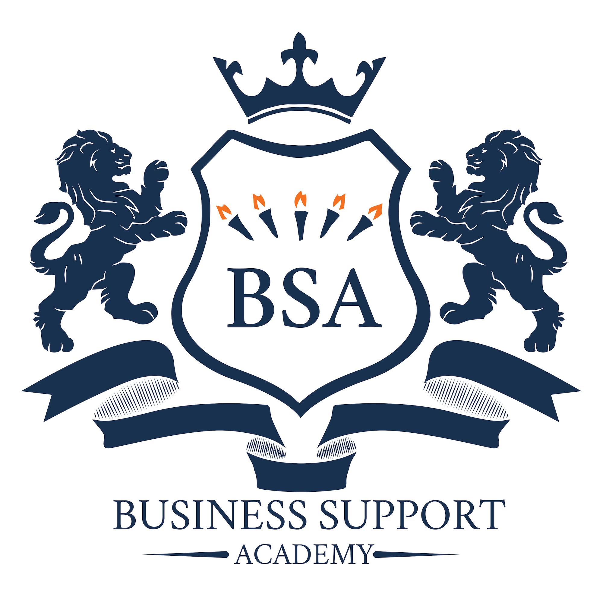Logo we designed for The BSA
