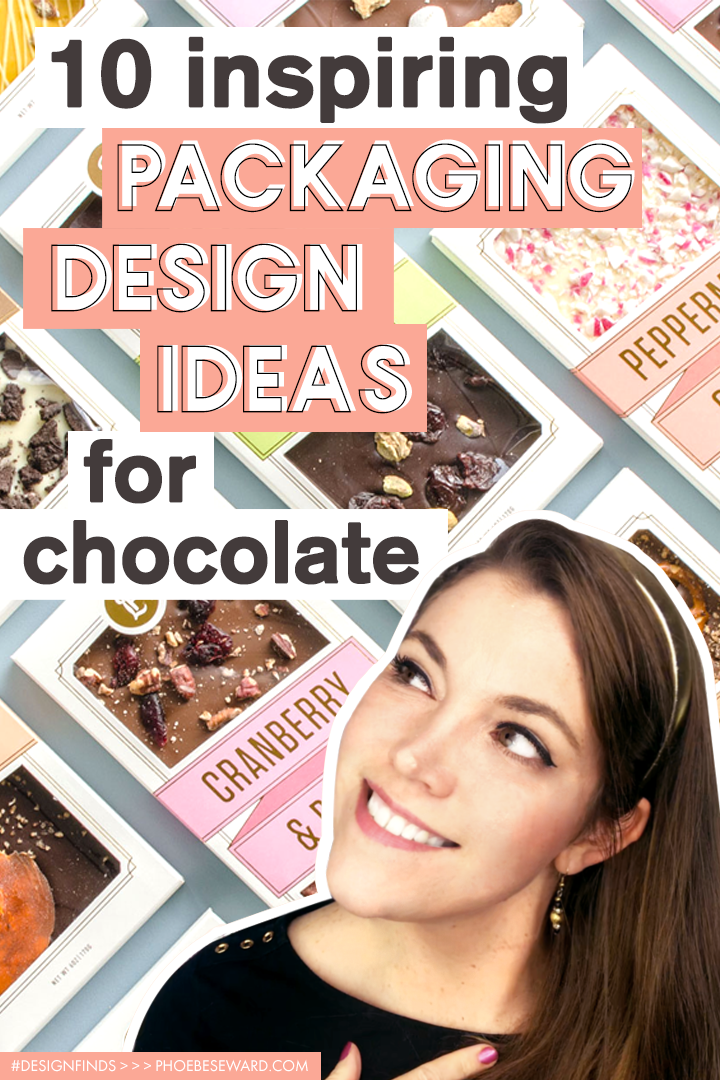10 Inspiring Packaging Design Ideas for Artisan Chocolate - Phoebe Seward - phoebeseward.com