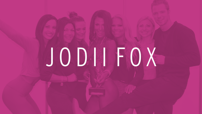 Jodii Fox - Contest Prep Coaching