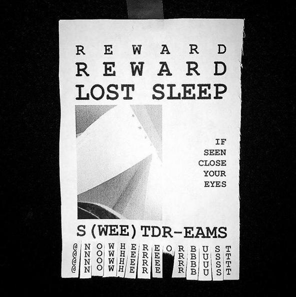 """Reward, Lost Sleep"" by MXXO"
