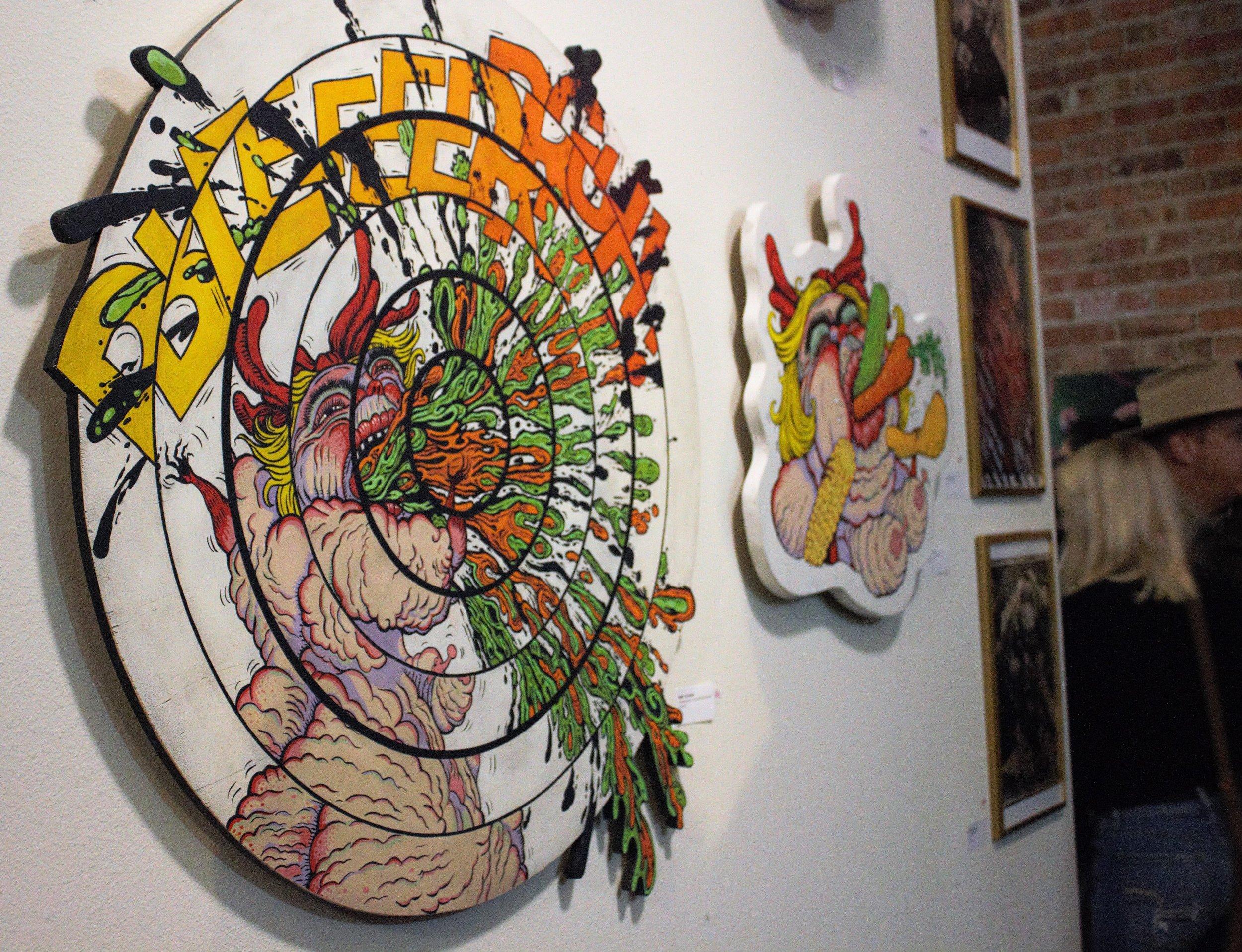 Art by Brian K. Jones and Brian K. Scott