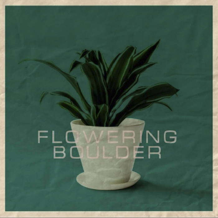 Flowering Boulder | Cover Photo