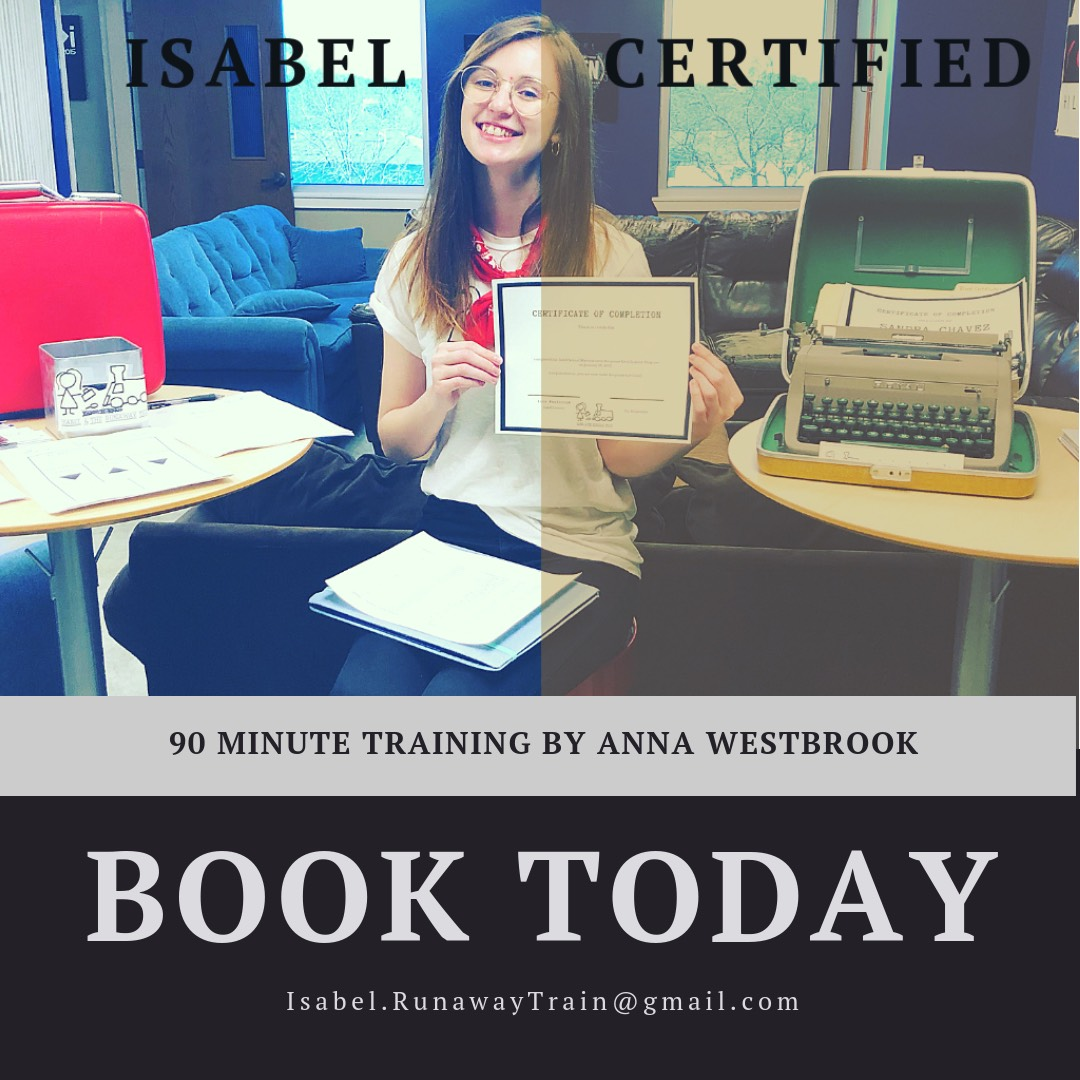 Bring the  Isabel  Sexual Maltreatment Response Certification to your school or childcare center.