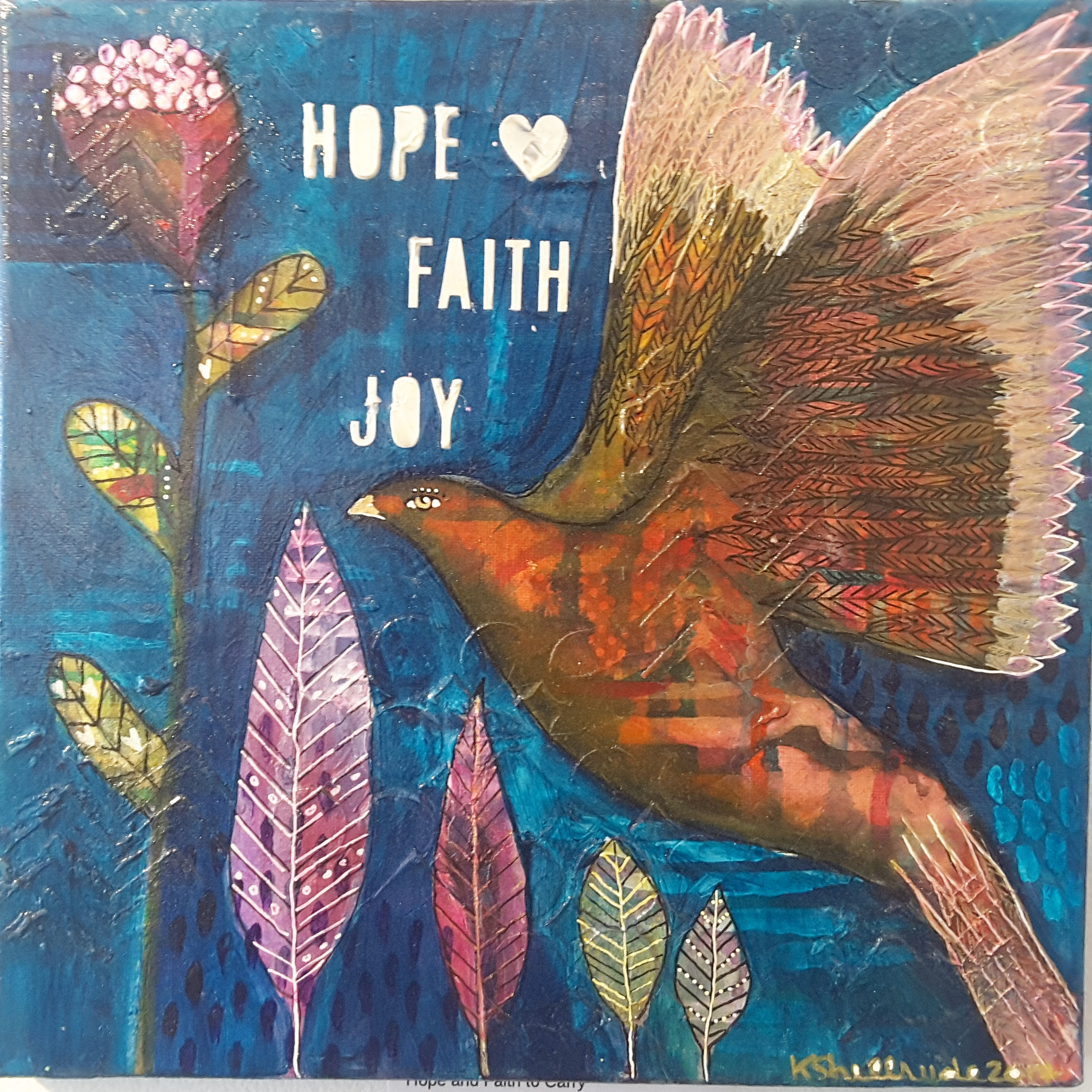 Hope and Faith to Carry