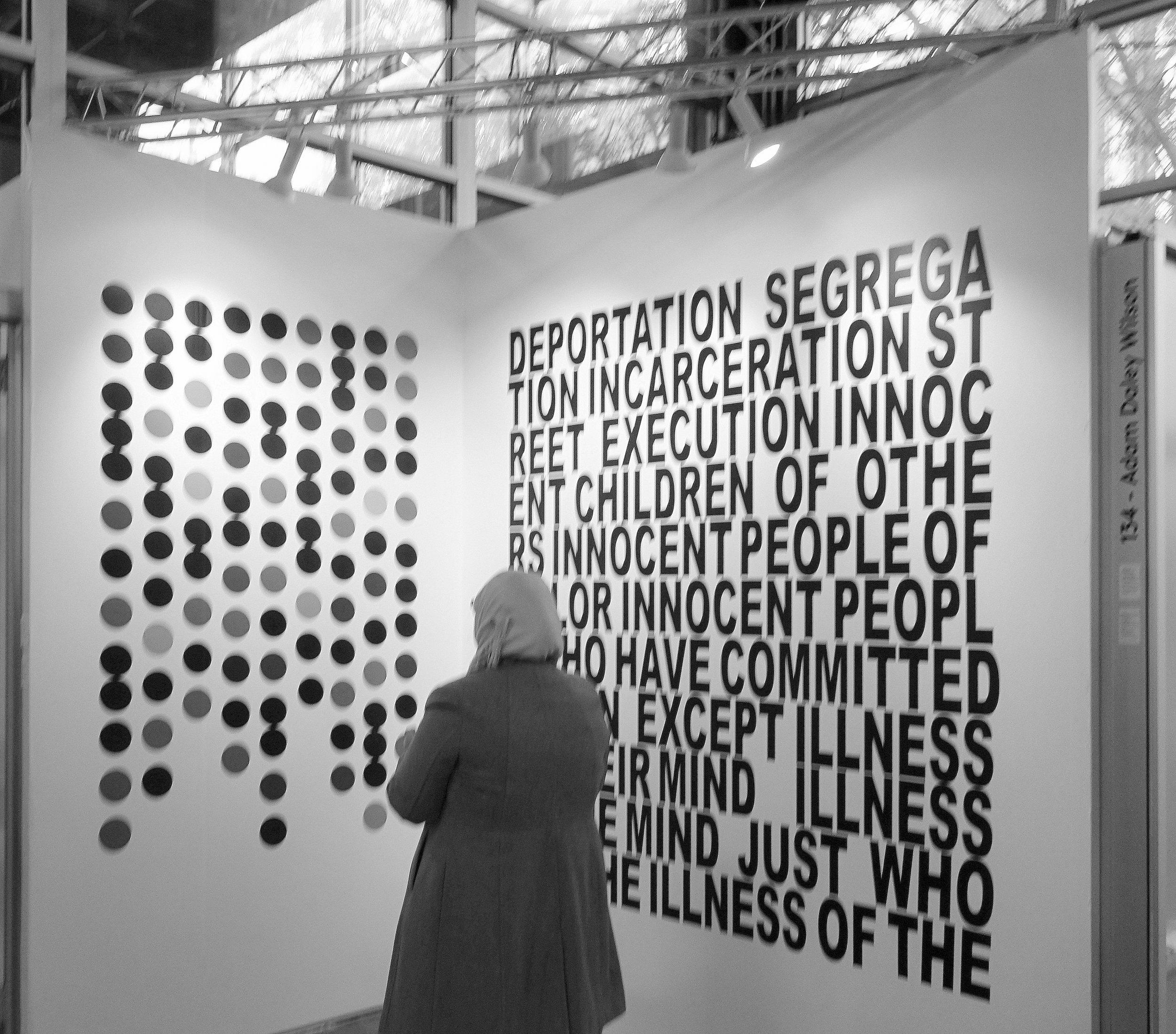 Adam Daley Wilson Art New York 2018 Artist Viewer Visitor.JPG