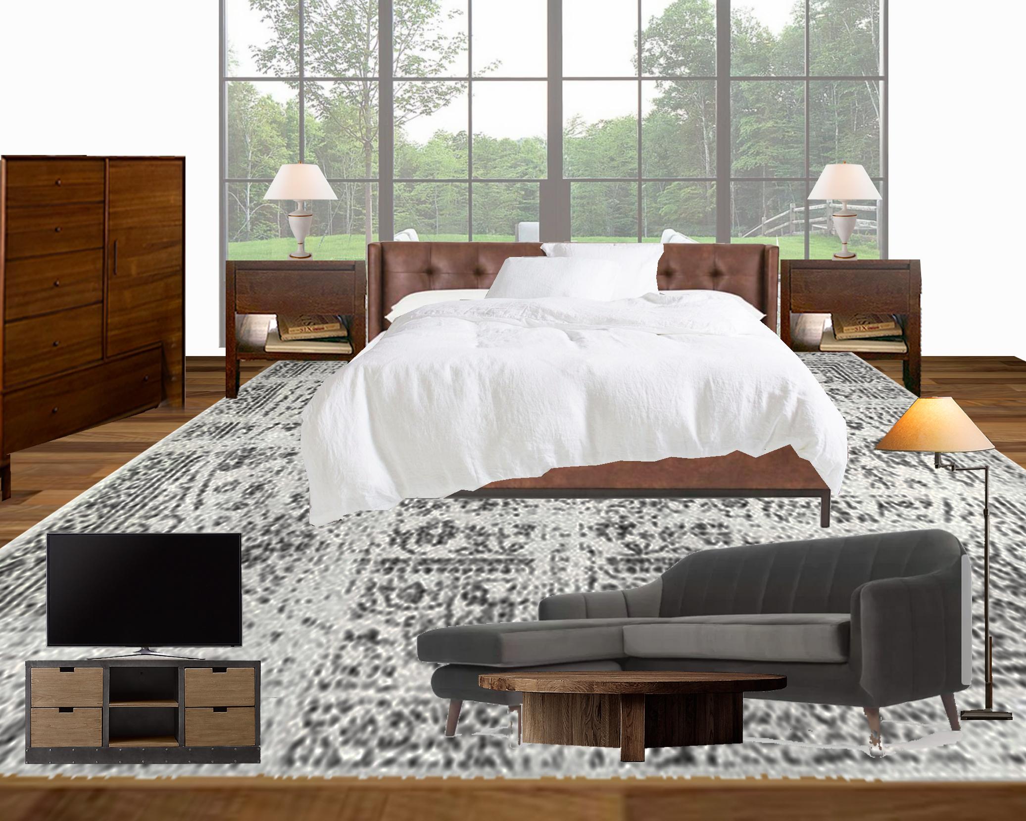 mood board bedroom w tv.jpg