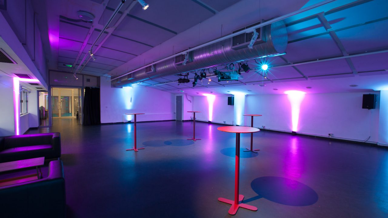 The Mix - This event space will house the after party and networking event taking place straight after the show.
