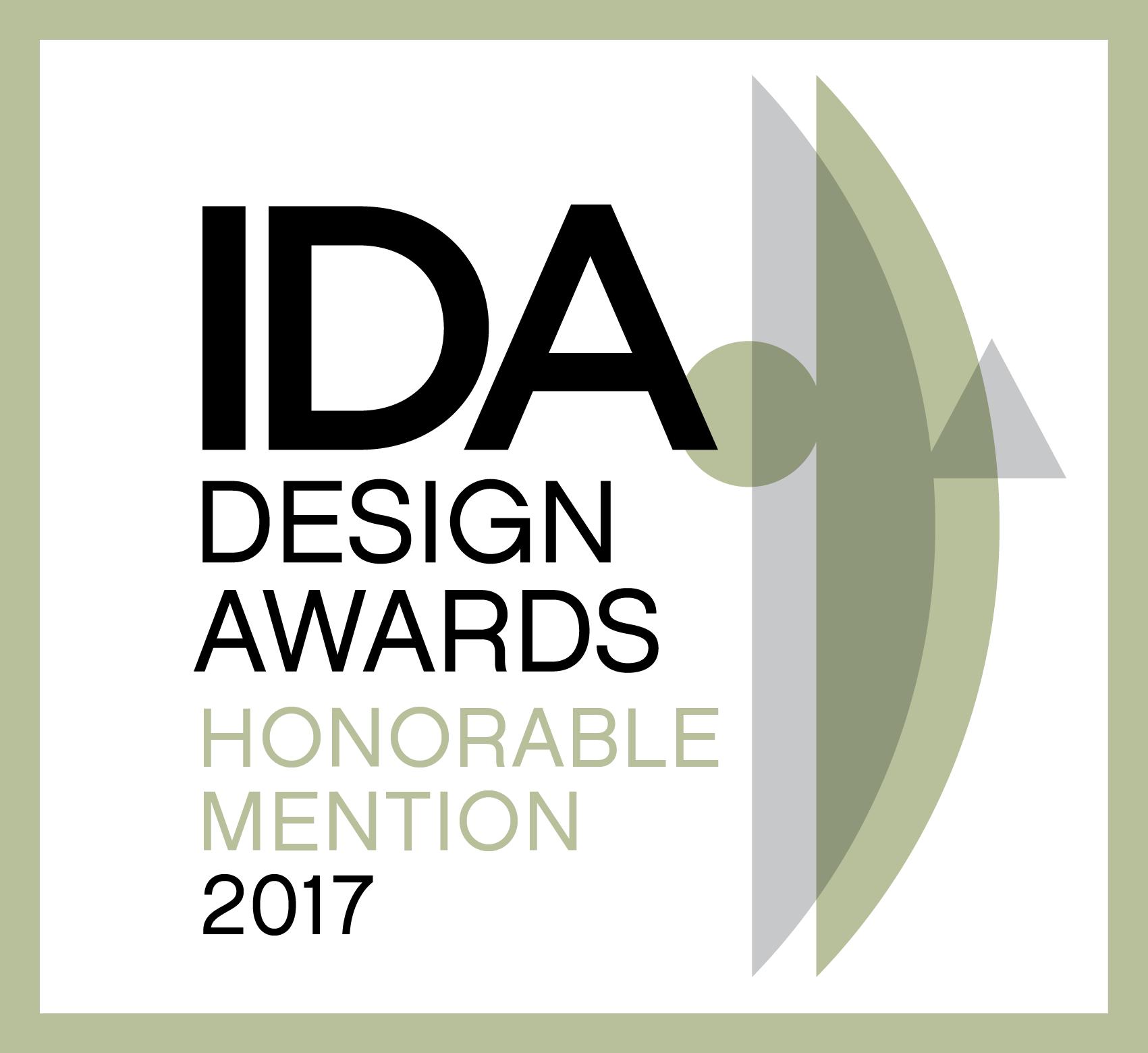 IDA Design Award - 2017