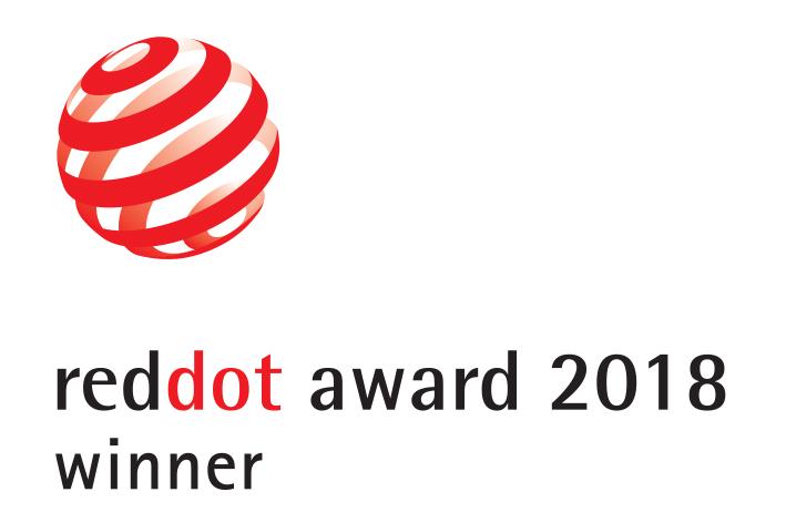 RedDot Award - 2018