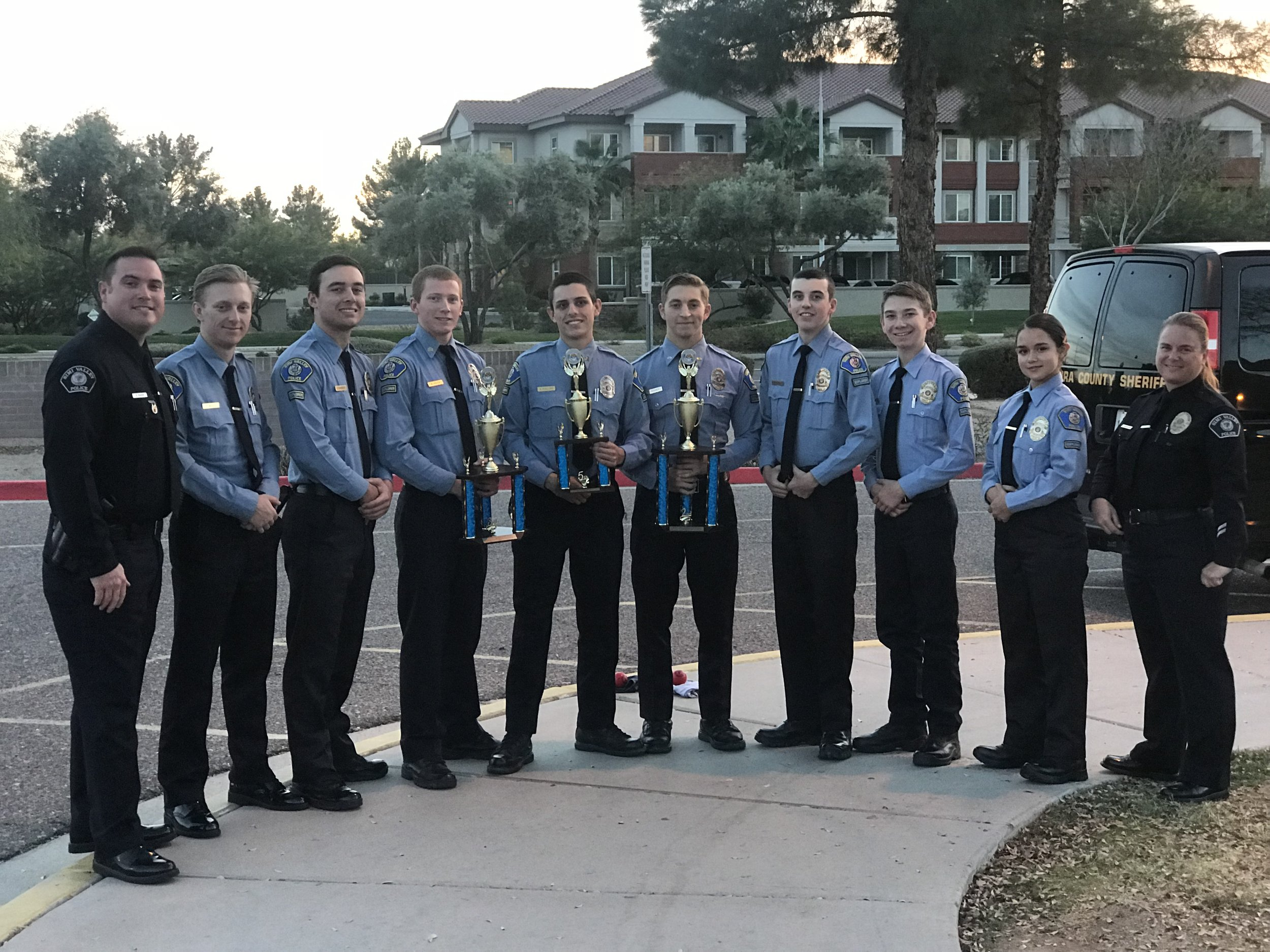 Chandler Explorer Competition