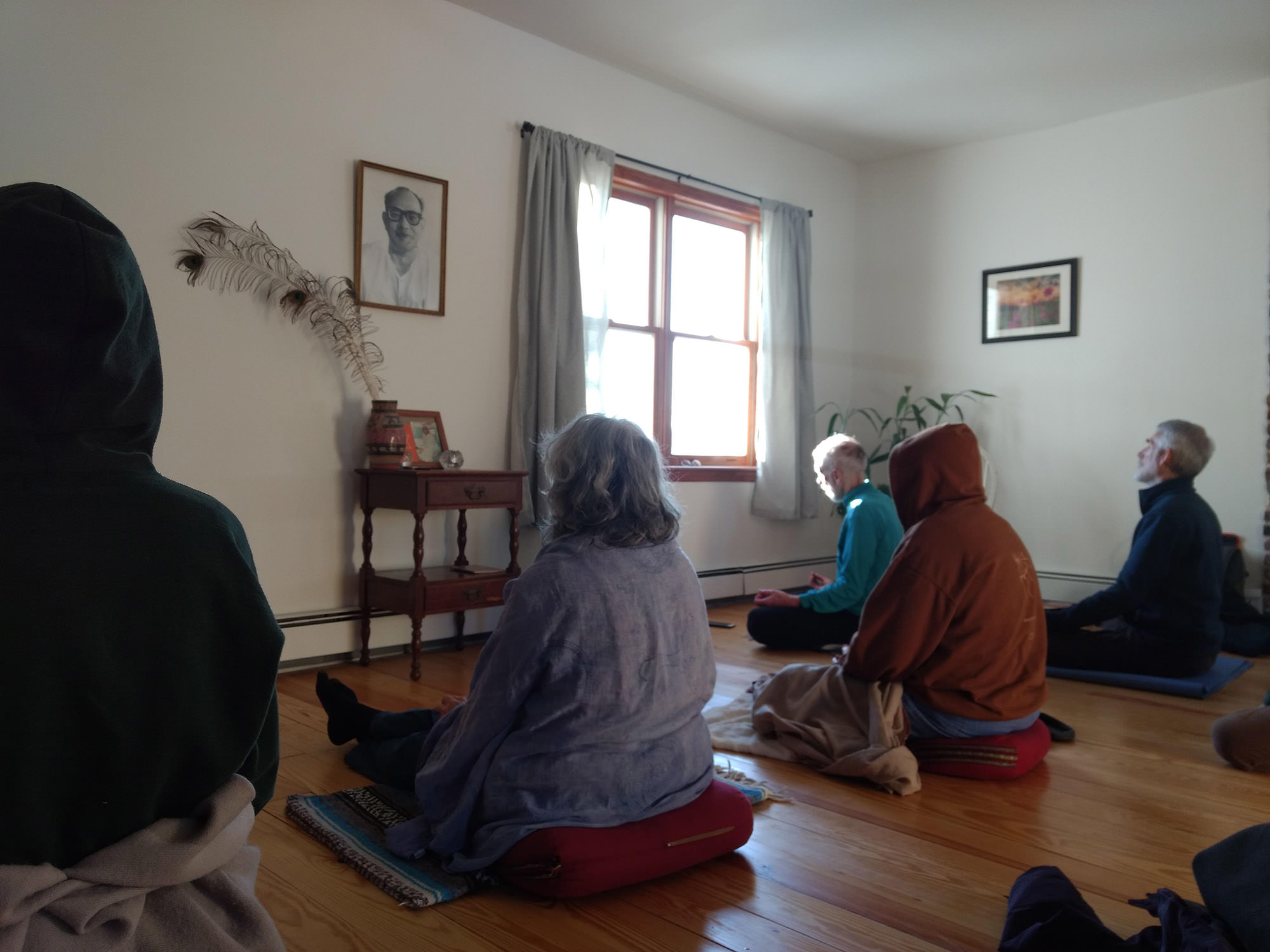 What you could Learn - You can learn a system of meditation from one of our teachers or you may practice your own if you already have one.