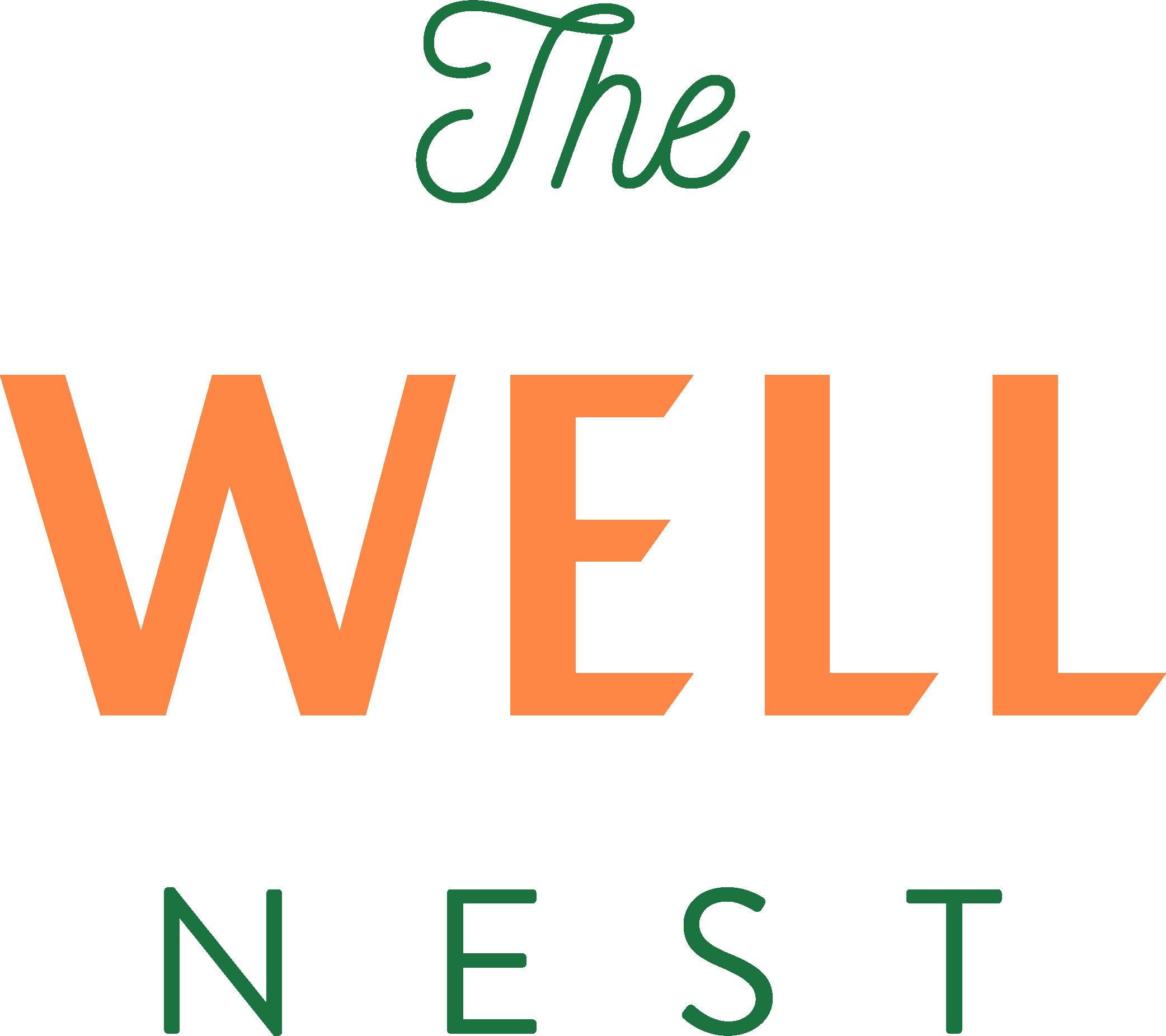 The Well Nest Logo Design