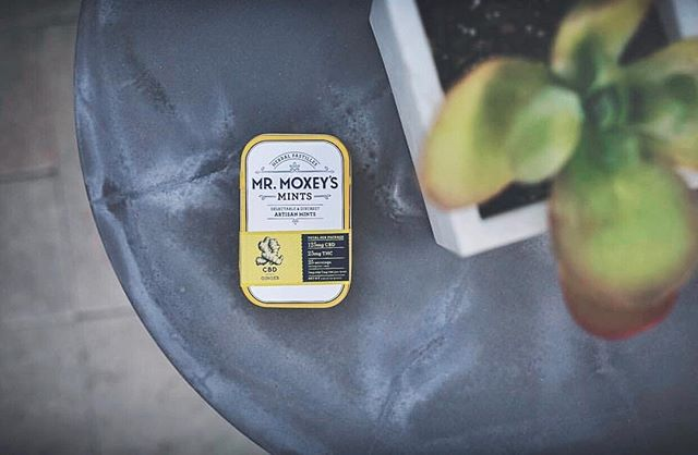 Take that anxiety. #delectable #discrete #delicious #microdose #mints #5:1 pc: @yourwildstory