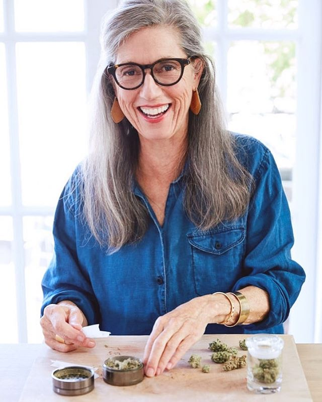 Moms like weed too. And flower bouquets are so pre-legalization. Get her the kind of flower she'll actually enjoy this Mother's Day. Click link in bio to check out the selection at your nearest dispensary. #mothersdaygifts #mothersdayflowers #cannabisflower