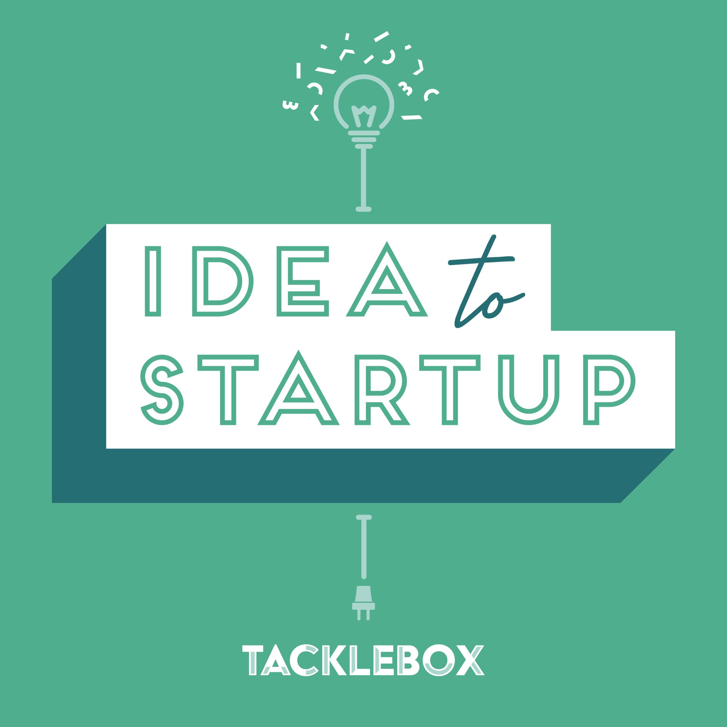 Tackelbox Podcast Logo