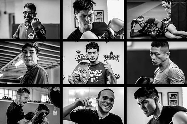 @kingscombatfitness . . . @henry_kcf @zawiasny @iflewoverthecuckoonest @ulbinoguzman @diyor_zoirov @davemoy_mt @johnny_l0ve @johnwilliams1617 @hindscombatsports #muaythai #portraits #fighters