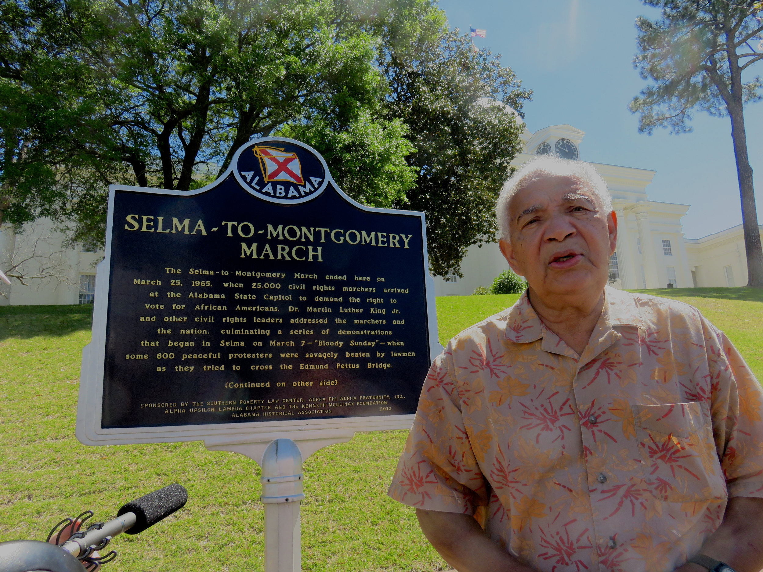 2017-4 Nelson Malden in front of statehouse and plaque.jpg
