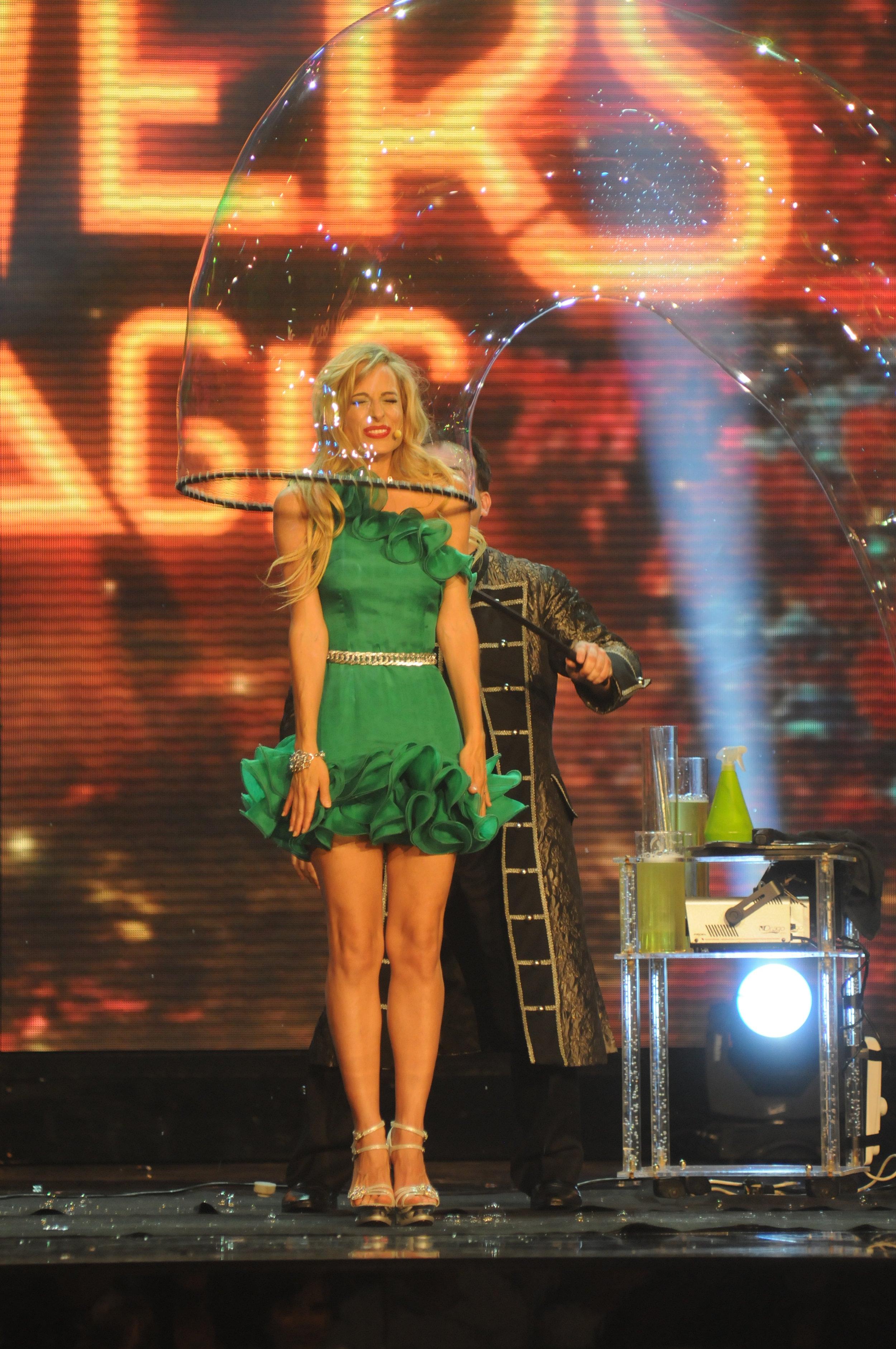 """Jessica alla conduzione della Gala' della Magia, """"Masters of magic"""" per la RAI"""