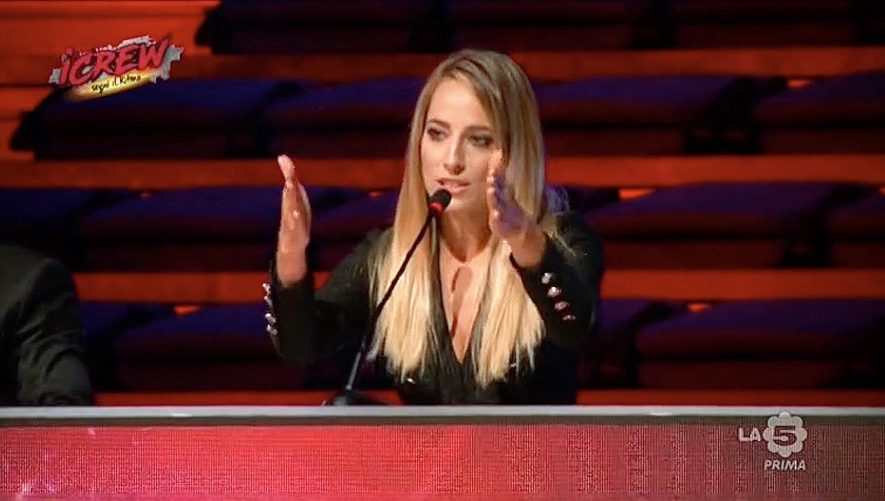 Jessica in giuria del talent di danza iCrew per Mediaset