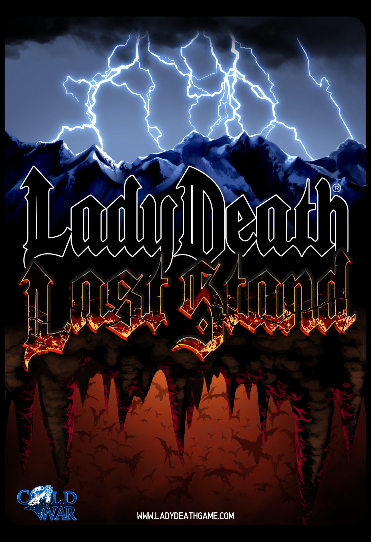 Lady Death… - The antihero whose power can be in your hands.