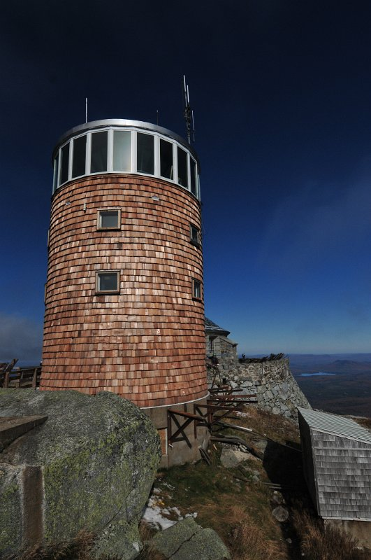 ASRC's Whiteface Mountain Observatory in the Adirondack Mountains