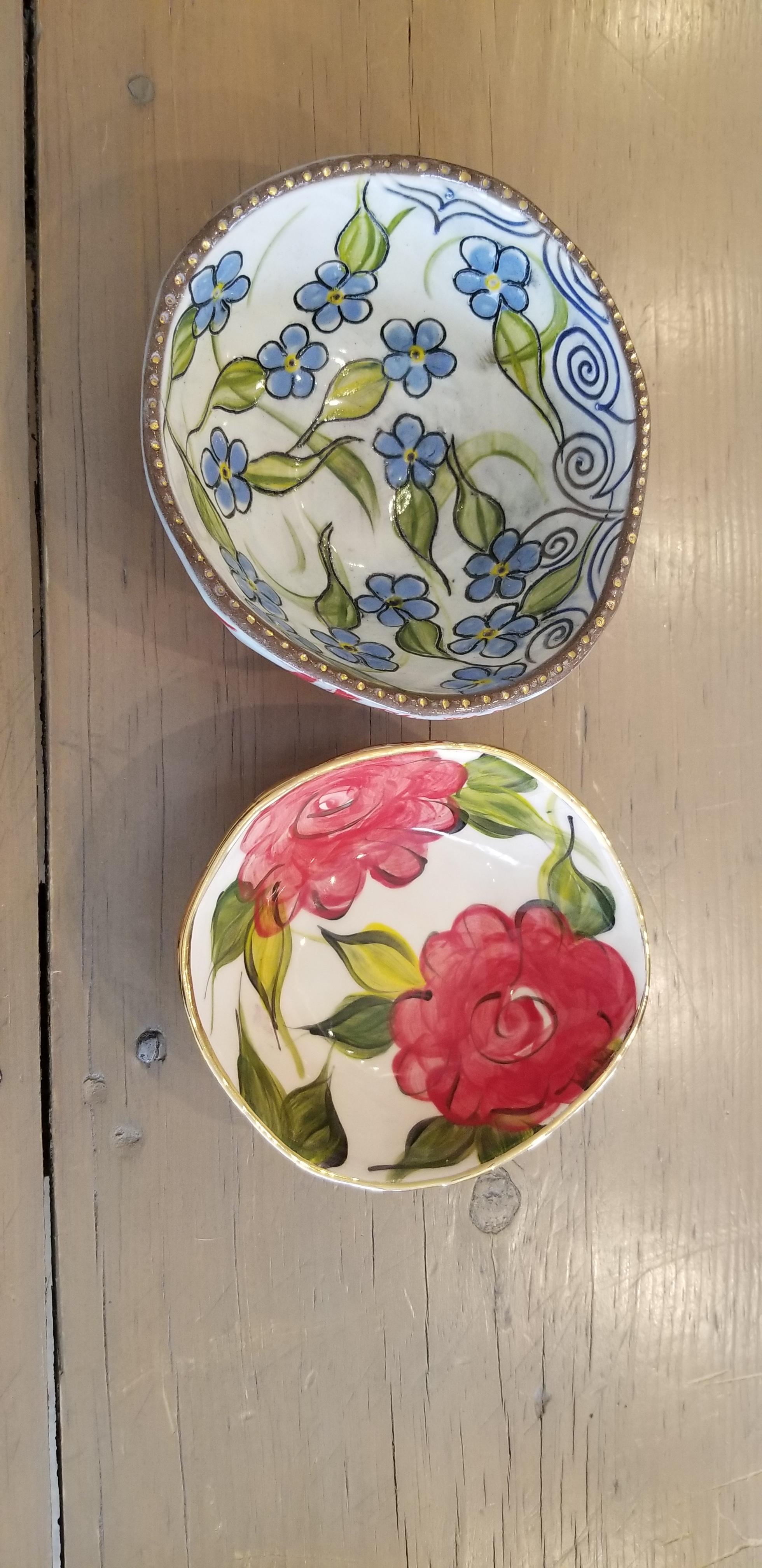 Romney ceramics