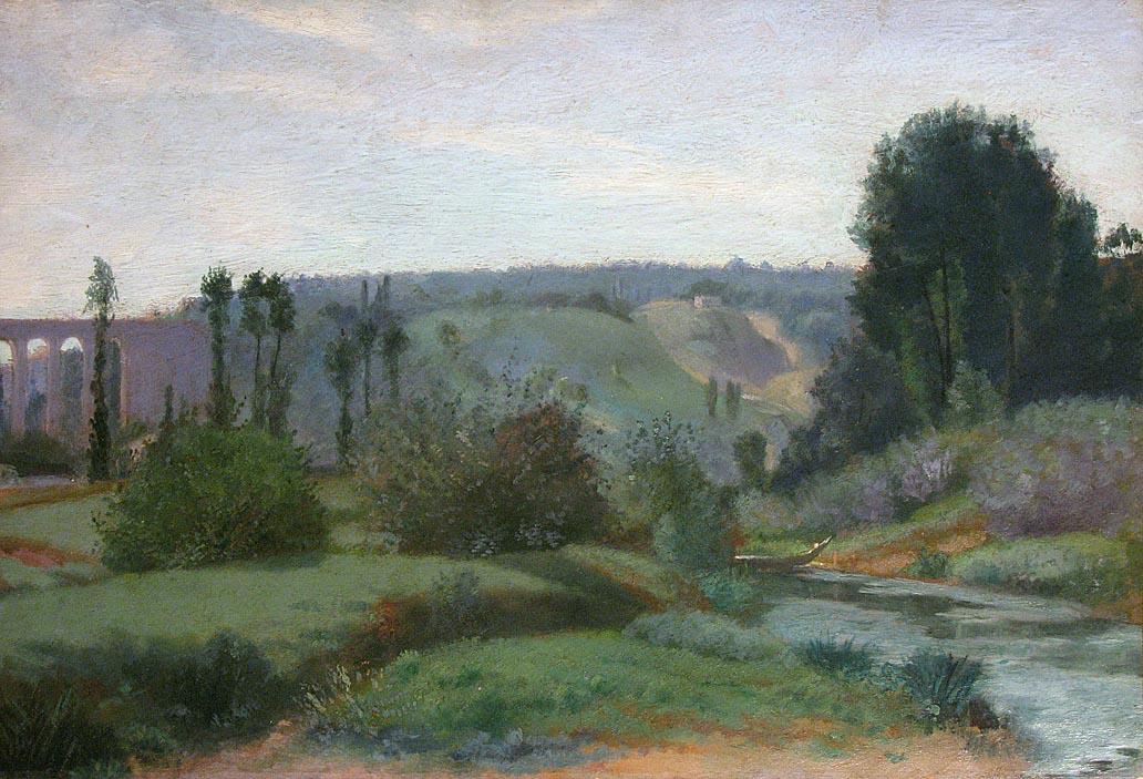Antoine Chintreuil<br><small>(Pont-de-Vaux 1816 - 1873 Seine-et-Oise)</small>