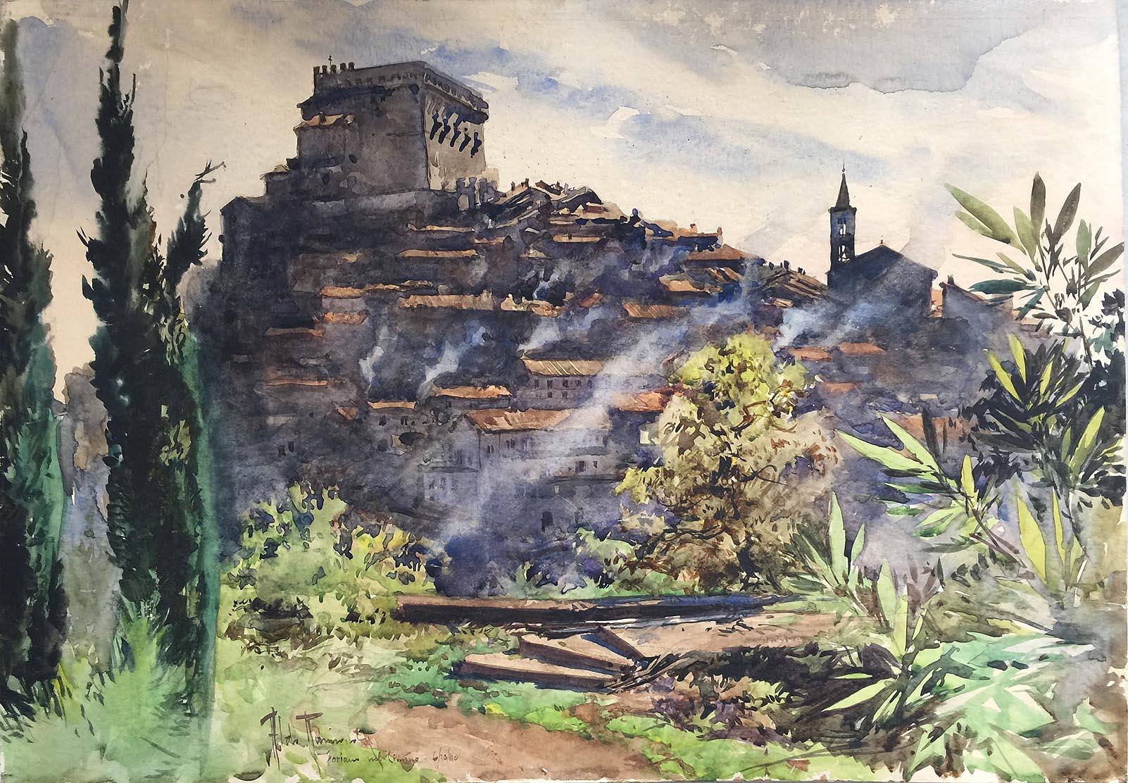 Aldo Raimondo<br><small>Rome 1902 - 1997 Milan</small>