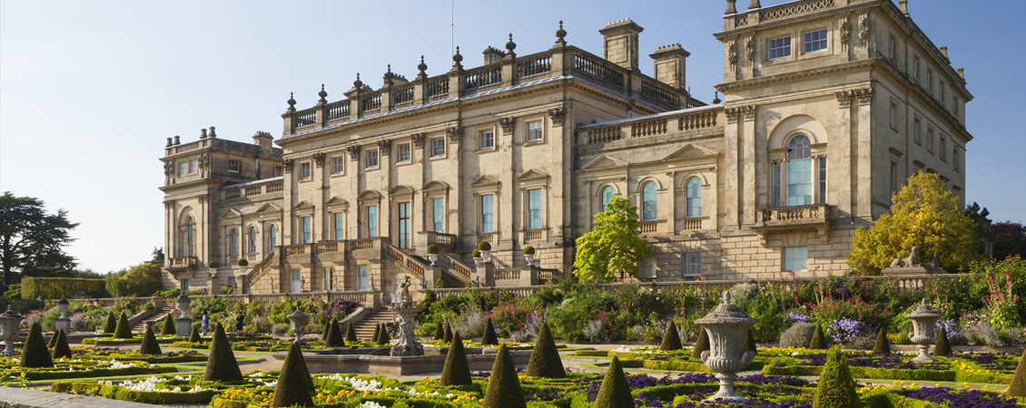 HAREWOOD HOUSE, LEEDS - 21 - 25 AUGUST