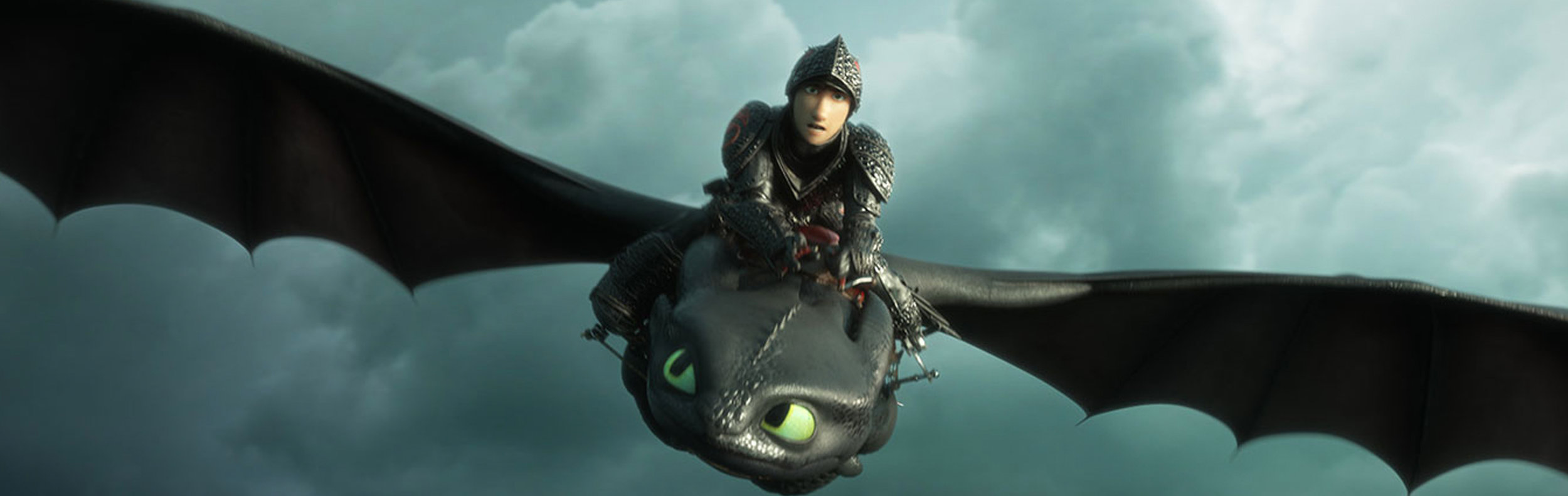 HOW TO TRAIN YOUR DRAGON:THE HIDDEN WORD - 2019 - Cert PG - 1hr44mins