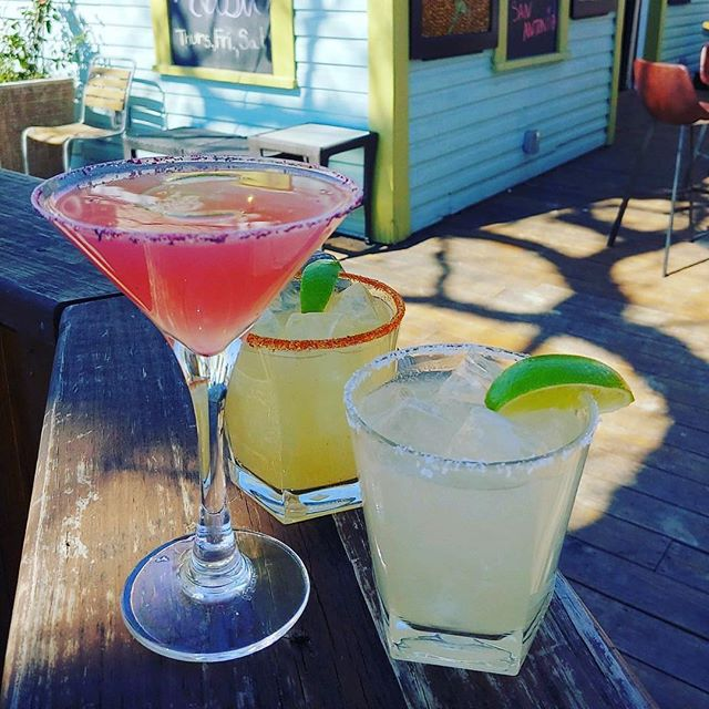 @cherritybar has the #margaritas, we've got the food. Try a mint hibiscus, ancho cucumber sweetened with honey syrup, or a classic for #nationalmargaritaday....or try all 3....we don't judge. 😉 Remember, 100% of the bar's profits are donated to local #cherrities each month so here, you #drinkforacause. 📷: @cherritybar  #cherritybar #giveback #shoplocal #marg #sanantonio #satx #satxfoodie #downtownsanantonio