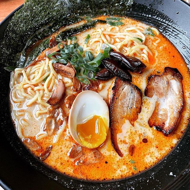 Okay, Texas, we get it. Today it's spring not winter. ☀️❄️ Looking for a patio to hang out on? In town for the @uiltexas 🏀 tournament and need good food? We've got y'all covered. 📷: @satxrated #localeats #ramen #alamodome #sanantoniofood #downtownsanantonio #visitsanantonio #satx #downtownsatx #satxfoodie