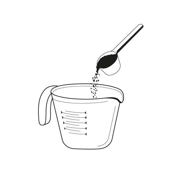 4 BALANCE - It exists ideal proportions to prepare cold brew, and we worked to enhance the perfect balance of each of your cup of coffee.