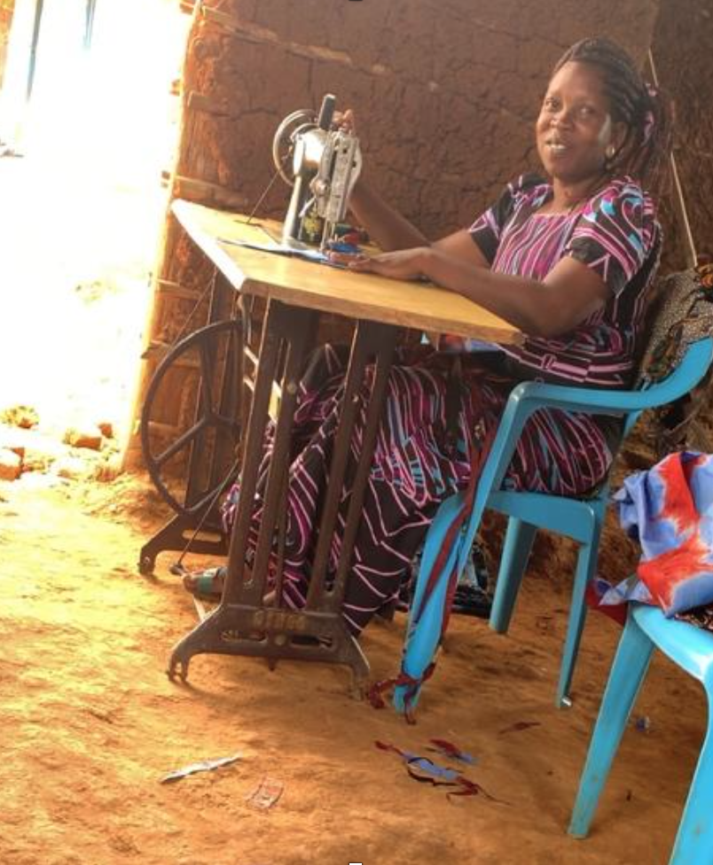 How a native of Yei found success in rural South Sudan - Meet Florence