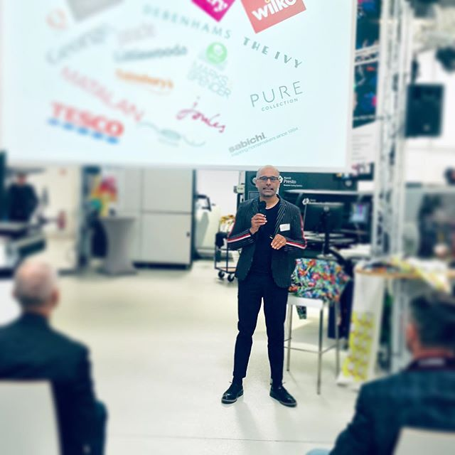 Here was my last speaking engagement in Düsseldorf speaking at the @kornitdigital but on the 27th June (4-5pm) I will be speaking @newdesigners sharing my experiences in the fashion and home ware industry. I will be giving the graduates some top tips to stay resilient and networking skills in this industry. So come along it's a fantastic show to attend.  Save 20% on advance day ticket prices using the promo code ND010 , offer expires 25 June. #ND19 @newdesigners #designer #talk #share #speaker #educate #seminar #newdesigners #london #islington