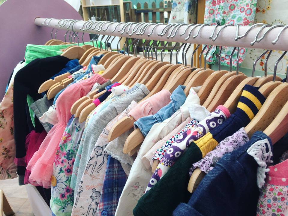 A selection of our wonderful clothes