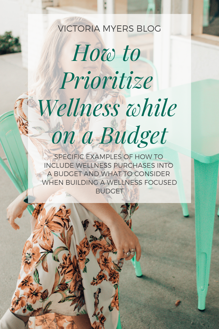 How to Prioritize Wellness while on a Budget