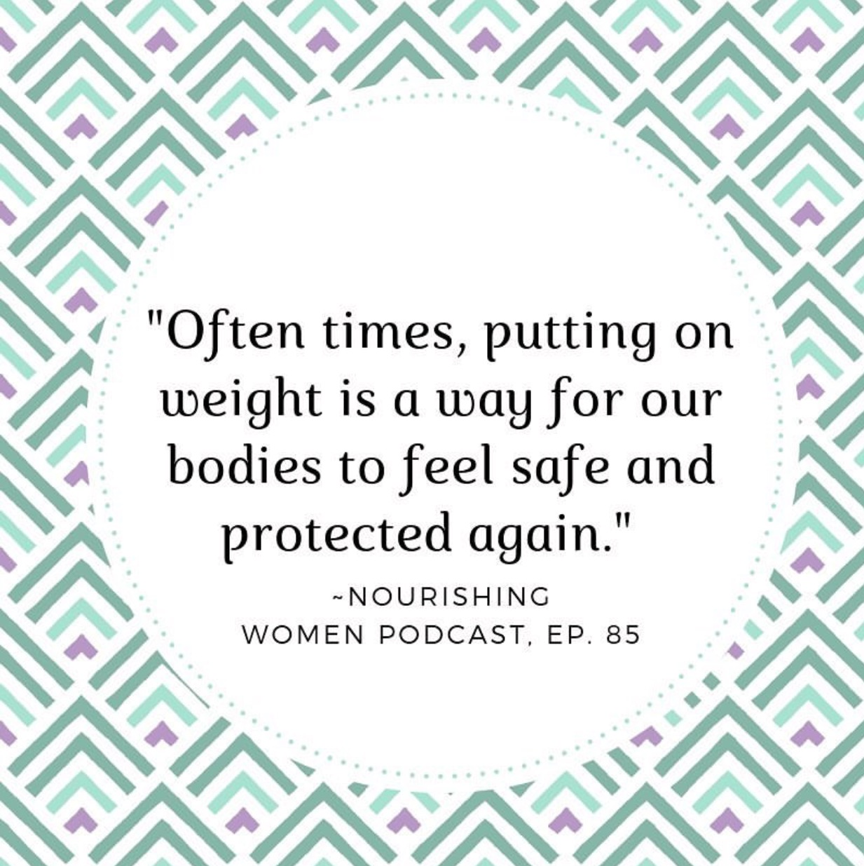 NWP Episode 85 Q&A on Intuitive Eating