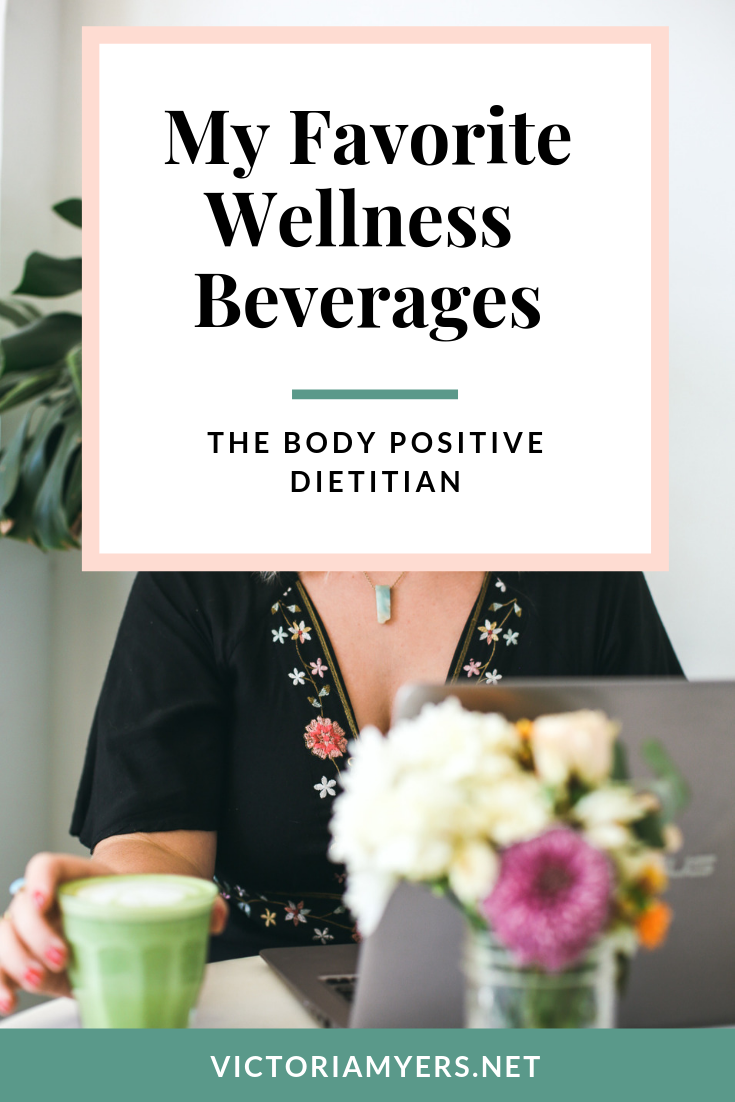 My Favorite Wellness Beverages