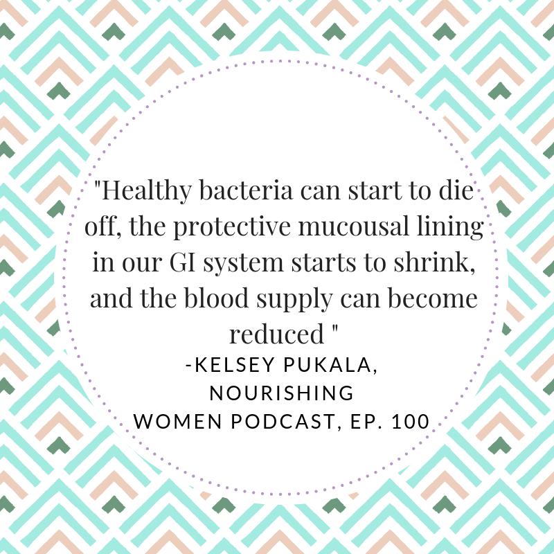 Nourishing Women Podcast Episode 100