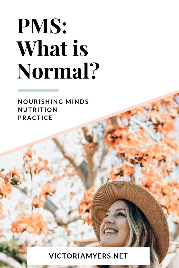 PMS What is Normal?