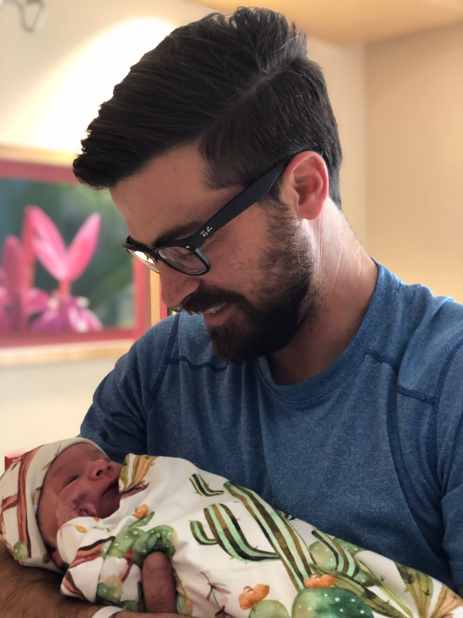 Ep. 107: Our Birth Story with Special Guest Nick Myers