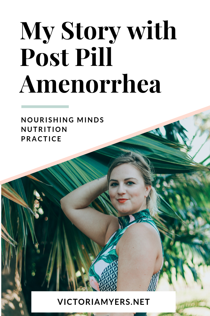 My Story with Post Pill Amenorrhea