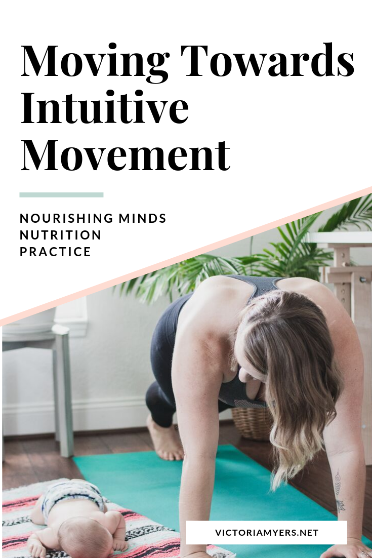 Moving Towards Intuitive Movement