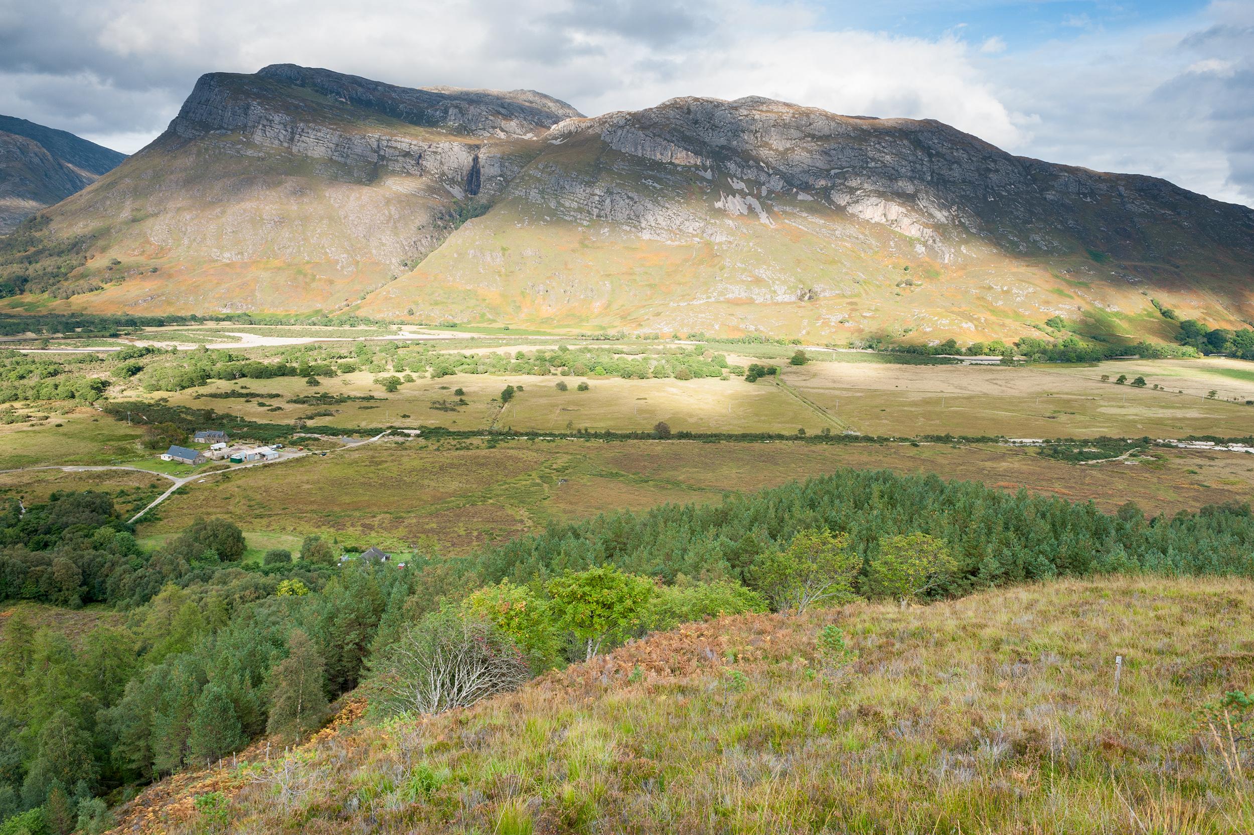 From Beinn Eighe, NNR< Scotland